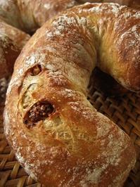いちじくとくるみのパン - slow life,bread life