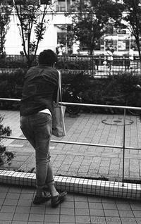 a man - 心のカメラ   more tomorrow than today ...