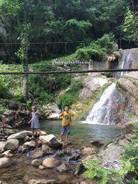 再び滝訪問と偶然の出会い - ボローニャとシチリアのあいだで2