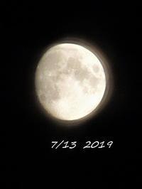 7/13の空 ジュピターが輝く夜空 - NYからこんにちは