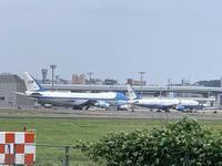 大阪国際空港にエアフォースワンが飛来したお話 - C級呑兵衛の絶好調な千鳥足