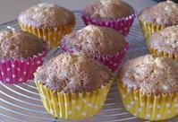 カップケーキ&つぶつぶ山食 - ~あこパン日記~さあパンを焼きましょう