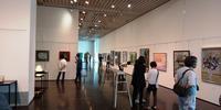 茅野市美術展open - ryuuの手習い