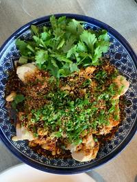 【ホームパーティー】よだれ鶏、中国人に食べていただく巻 - casa del sole