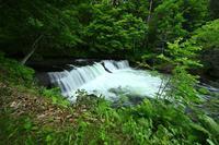 車中泊の旅10......さくらの滝 - slow life-annex