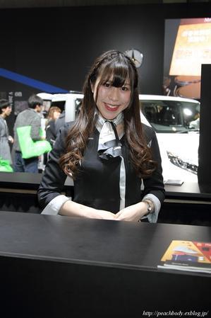 メルセデス・ベンツ日本株式会社 ブース - Peach Body