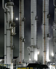 鹿島・JSR2019.3.31 - 光る工場地帯-INDUSTRIAL AREA