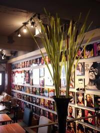 今週のWORLD BOOK CAFEさんは「シマガマの穂」。2019/07/14。 - 札幌 花屋 meLL flowers