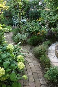 久々の庭仕事でカットカットな1日熱中症には気を付けよう - miyorinの秘密のお庭