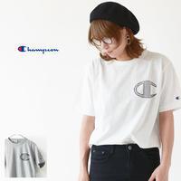CHAMPION チャンピオン tシャツ レディース T-SHIRT OP BACK LOGO [C3-P353] バックロゴTシャツ、LADY'S - refalt blog