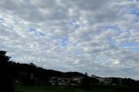 【よりみち編】青空と雲 - 長岡・夢いっぱい公園