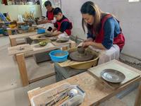 本日の陶芸教室 Vol.903 - 陶工房スタジオ ル・ポット