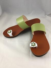 緑色 - jiu sandals & baby shoes