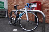 梅雨の間のバンバーガーライド  久しぶりにKUTI へ - 自転車日記