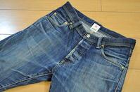 SOMET Writer's '08 Jeans Indigo 3 Y/O 11th wash - Dear Accomplices