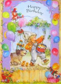 Happy Birthday - minca's sweet little things