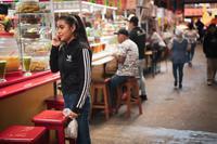 Mexico, GuanajuatoのHidalgo市場 - 二勝三敗