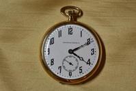 懐中時計のご紹介です。 - AntiqueJewellery GoodWill