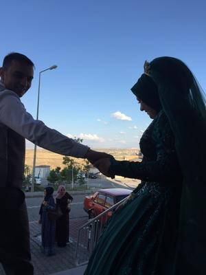 姪っ子の結婚式 - トルコ子育て生活