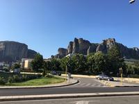 奇岩の森メテオラの修道院、ギリシャの旅ーその② - アートで輪を繋ぐ美空間Saga