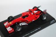 1/64 Kyosho SUZUKA LEGEND 1 2004 Ferrari F1 F2004 - 1/87 SCHUCO & 1/64 KYOSHO ミニカーコレクション byまさーる