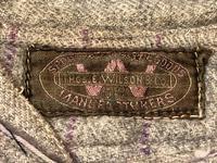 7月17日(水)マグネッツ大阪店ヴィンテージ入荷!!#3  VintageBaseballUniform編!! 10's~20's ThomasE.WilsonCo.!! - magnets vintage clothing コダワリがある大人の為に。