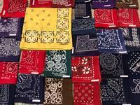 7月17日(水)マグネッツ大阪店ヴィンテージ入荷!!#5  VintageBandana編!! UncutBandana & ElephantBrand!! - magnets vintage clothing コダワリがある大人の為に。