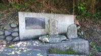 天保の大津波墓碑 - 「 ボ ♪ ボ ♪ 僕らは釣れない中年団 ♪ 」Ver.1