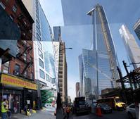 ダウンタウン・タイヤ・ショップ(Downtown Tire Shop)のレトロ感 - ニューヨークの遊び方