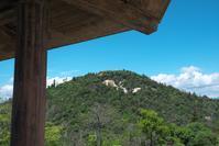 暑さ慣れ訓練…宮島弥山(2019/07/15) - まるさん徒歩PHOTO 4:SLやまぐち号・山風景など…。 (2018.10.9~)