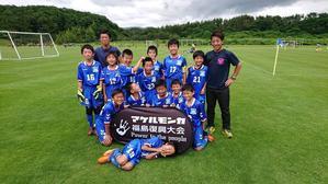 第4回マケルモンカ!福島復興サッカーフェスティバル2019 (Carrera2nd) -
