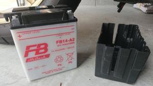 バッテリー交換#1 - コイッチガレージ備忘録