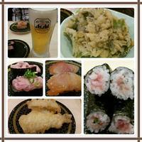 オットとはま寿司に行きました~♪ - コグマの気持ち