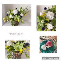 西元町のTuKuLuさん - Rico 花の教室