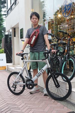7月16日 渋谷 原宿 の自転車屋 FLAME bike前です - かずりんブログ