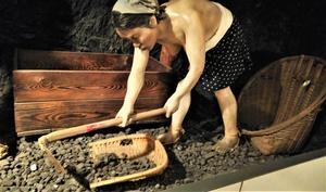 山本作兵衛の描いた筑豊炭鉱の男女たち - FEM-NEWS