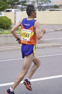 2019函館マラソン9 - 函館マラソンを走る