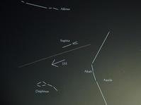 ISSと夏の小さな星座たち - 見知らぬ世界に想いを馳せ
