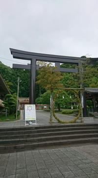 月初の恒例の『護国神社さま』お詣りです🎵 - コンディショニングジム life