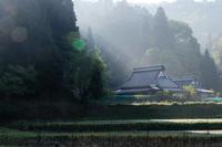 斜光に魅せられて - katsuのヘタッピ風景