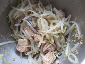 鮭缶ナムル - 相生産業国賓味彩タレ&ソース時短料理レシピ集