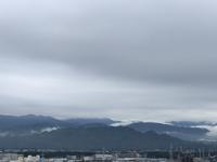 今日も曇り空です。 - よく飲むオバチャン☆本日のメニュー