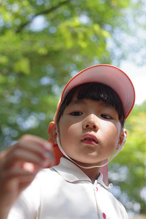 お付き合い下さい。ー終ー - 陽だまりの小窓 - 菊の花幼稚園保育のようす