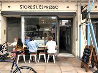 魔法の本屋さん近くでお洒落カフェを発見!〜Store Street Espresso〜 - タワーブリッジの麓より
