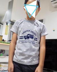 Tシャツ2枚できました♡ - こものてしごと aicy works