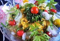 ■麺類【乾麺でぶっかけ冷やしうどん】簡単!!10分 - 「料理と趣味の部屋」