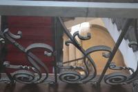 台東区黒田記念館の内部階段。 - 一場の写真 / 足立区リフォーム館・頑張る会社ブログ