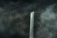 第908回  Waterfall - 湘南群青 -The sunset  blue -