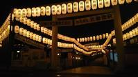 田村神社『万灯祭』 - 甲賀市観光協会スタッフブログ