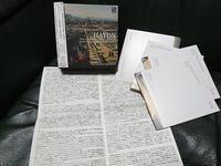 ハイドンの弦楽四重奏曲全集がこんなに安い、の巻 - ▽・w・▽とは、どんなものかしら